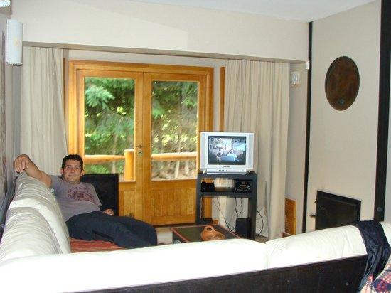 Ona Apart Hotel & Spa : posando para la foto