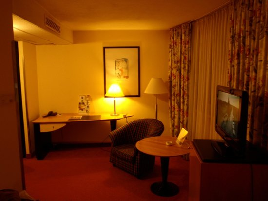 Hotel Don Giovanni: Habitacion
