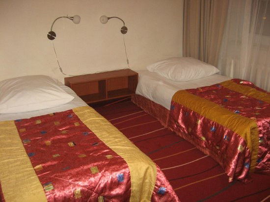 Hotel Aramis: letti
