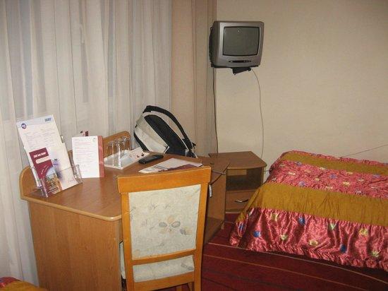 Hotel Aramis: stanza