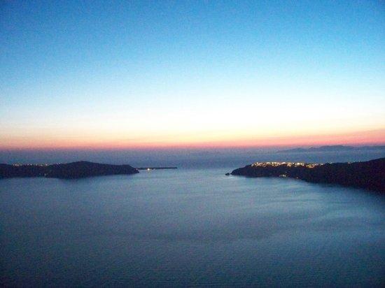 Afroessa Hotel: sunset