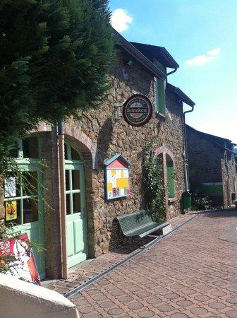 VVF Villages Vendes : Bar
