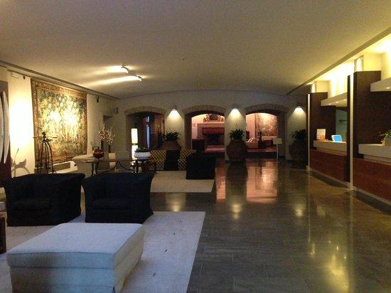 Park Hotel Ai Cappuccini: Hotel lobby