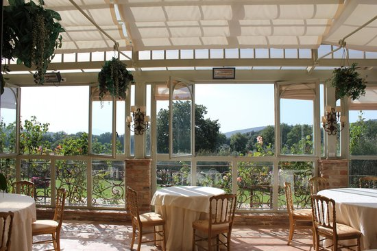 La Tenuta del Gallo: Dining room for events