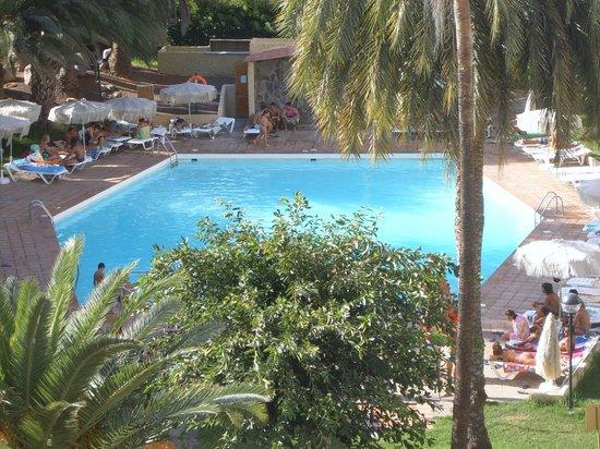 Entrada recepci n picture of jardin del atlantico playa for Jardin ingles