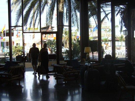 Jardin del Atlantico: Recepción