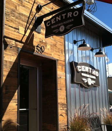 Centro Woodfired Pizzeria
