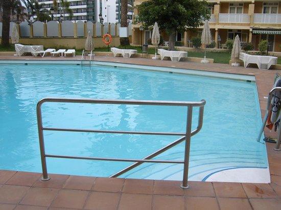 Jardin del Atlantico: otra piscina