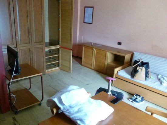 Torreata Residence Hotel : Chambre 65 à éviter !