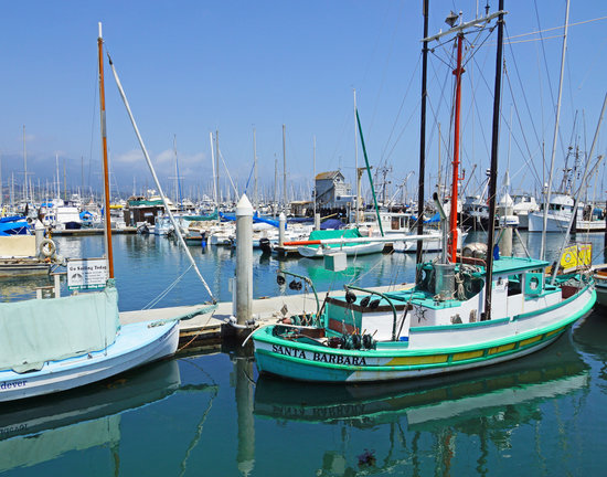 Santa Barbara Maritime Museum: Perfect setting for museum