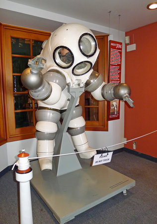 Santa Barbara Maritime Museum: Meet JIM
