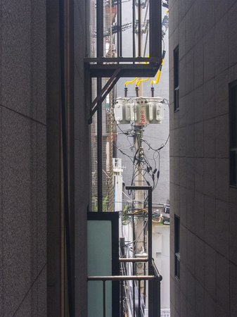 Grammos Hotel : View from our room