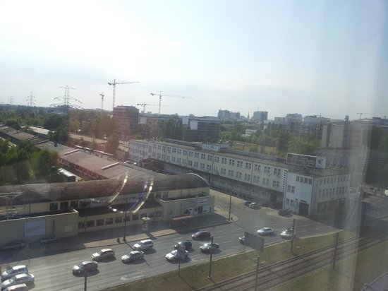 Golden Tulip Warsaw Centre: View from room