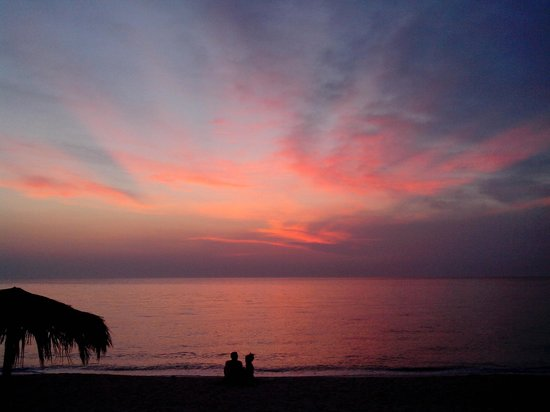 Villaggio Camping Mimosa: tramonto