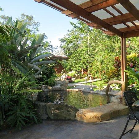 Hotel El Silencio del Campo: Hot springs