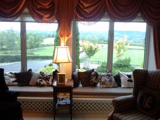 Abocurragh Farm Bed and Breakfast : Aufenthaltsraum/Wohnzimmer