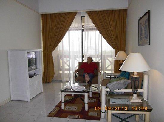 Mahkota Hotel Melaka: Living Room