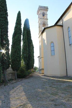 Villa Castiglione: esterno