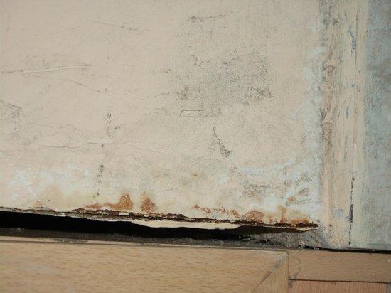 Balkaya Hotel: Dirty Walls