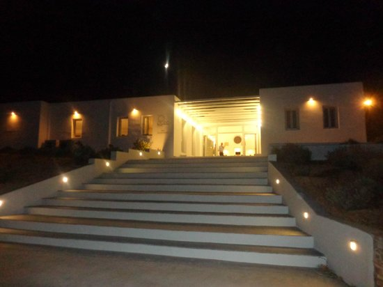 Rizes Hotel: Hotel