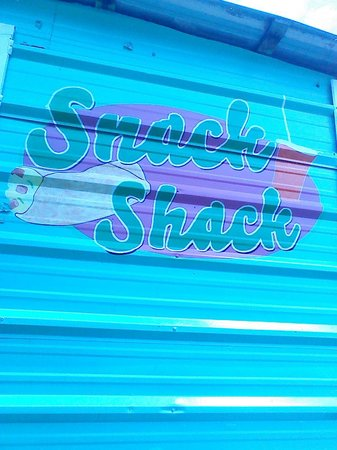 The Snack Shack : snack shack
