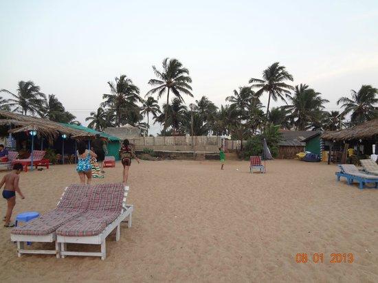 Hotel Goan Heritage: Calangute Beach