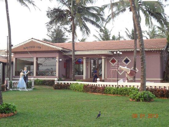 Hotel Goan Heritage: The Health Spa