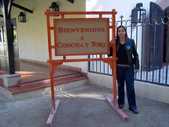 Concha y Toro Winery: Concha y Toro