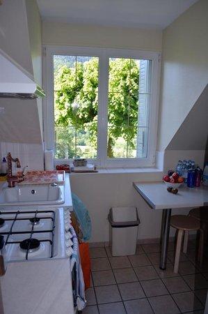 La Michie: Kitchen