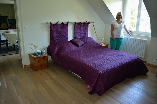 La Michie: Bedroom