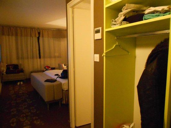 Ibis Styles Annemasse Geneve: Entrada
