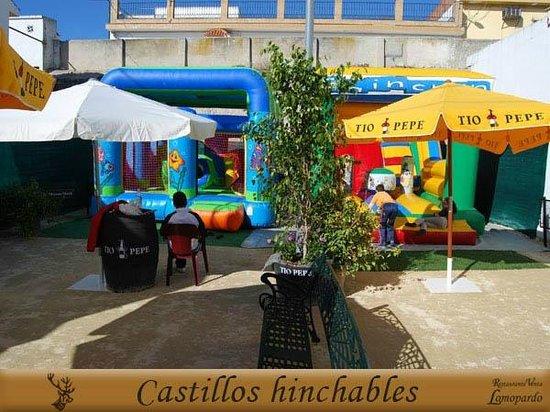 Venta Lomopardo: Parque Infantil