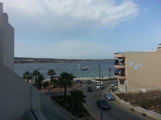 db Seabank Resort + Spa: vue de la terrasse de la chambre