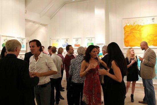 AFA Gallery: Tom Everhart opening reception