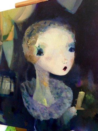 """AFA Gallery: """"Valerie"""" by Joe Sorren"""