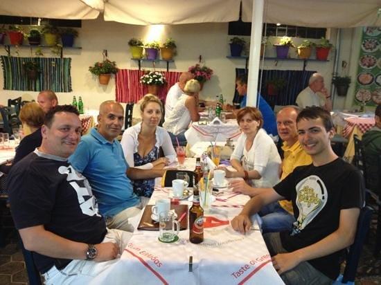 Kostas Grill House Thank You Kir Kosta