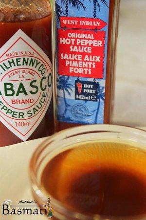 "Antonio's Basmati: For those, who like it ""spicy"""