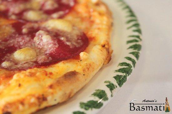 Antonio's Basmati: Pizza Salami