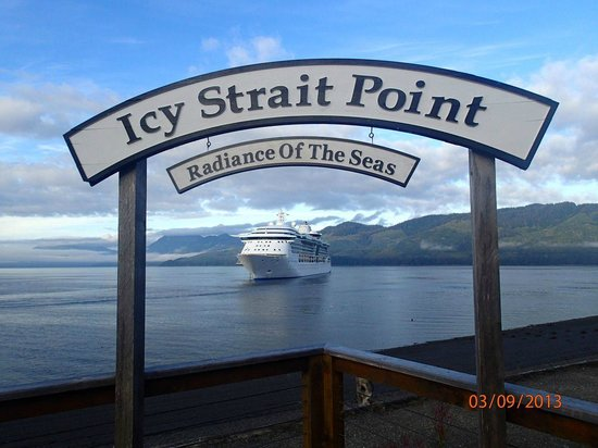 View From The Top Of The Zip Line Picture Of Icy Strait Point Hoonah Tripadvisor