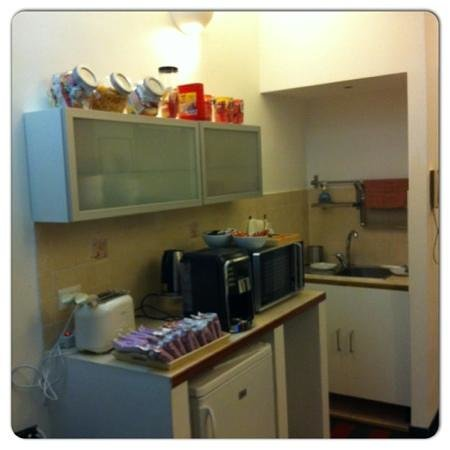 B&B Corso 22: kitchen