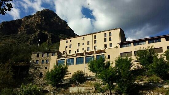 Hotel-balneari Sant Vicenc: hotel