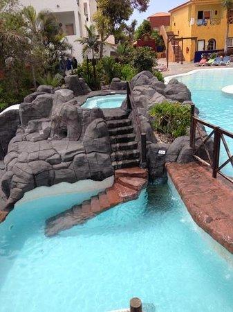 Park Club Europe Hotel: zona piscine