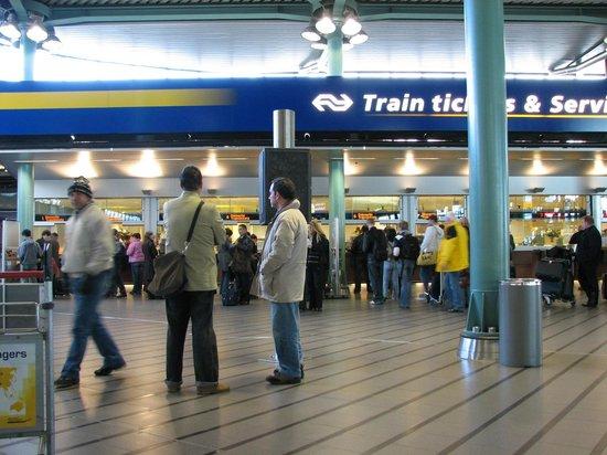 Ibis Budget Amsterdam Airport: Aeroporto