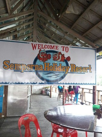 Seafest Hotel : Semporna Resort