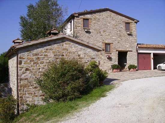 La Casa Vecchia: esterno