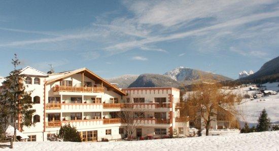 Hotel Castel Oswald von Wolkenstein vacanza inverno