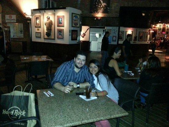 Hard Rock Café Caracas: el lugar lindo como todos los del hard rock.