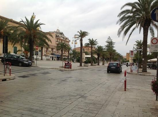 Hotel Villa Ada : площадь