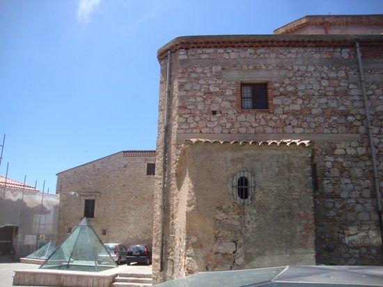 San Marco D'Alunzio, Italy: S. Marco d'Alunzio - Museo bizantino e chiesetta di S. Teodoro