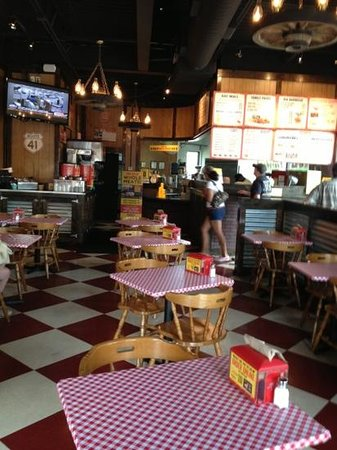 Dickey's Barbecue Pit: 3pm